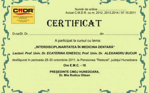 Colegiul Medicilor Dentisti