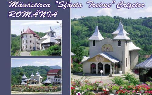 Manastirea Criscior